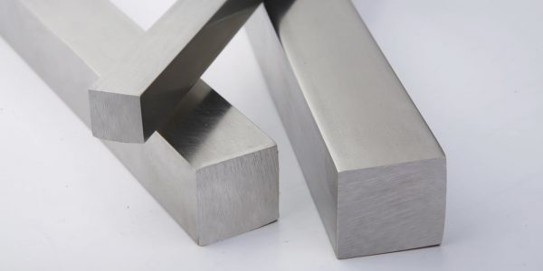 STAINLESS STEEL SQUARE BAR